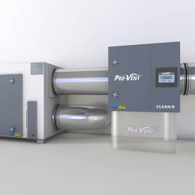 elektrofiltr antysmogowy pro-vent clean r