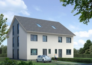 dom-dwurodzinny-blizniak-wizualizacja-samochod-mieszkancy