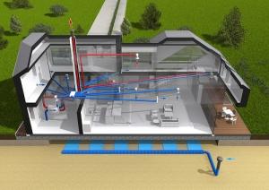 system-wentylacji-przekroj-budynku-kanaly-gwc-model