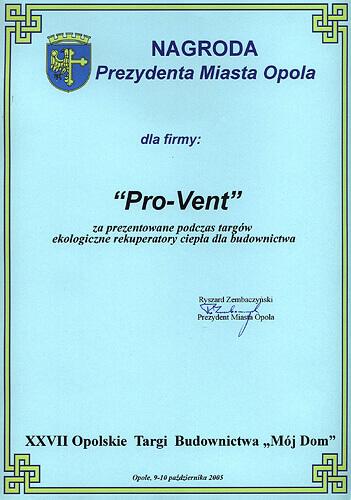 2006-nagroda-moj-dom-pro-vent