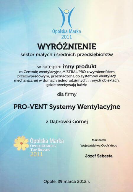 2011-wyroznienie-opolska-marka-pro-vent