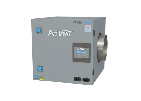 elektrofiltr antysmogowy CLEAN R 400