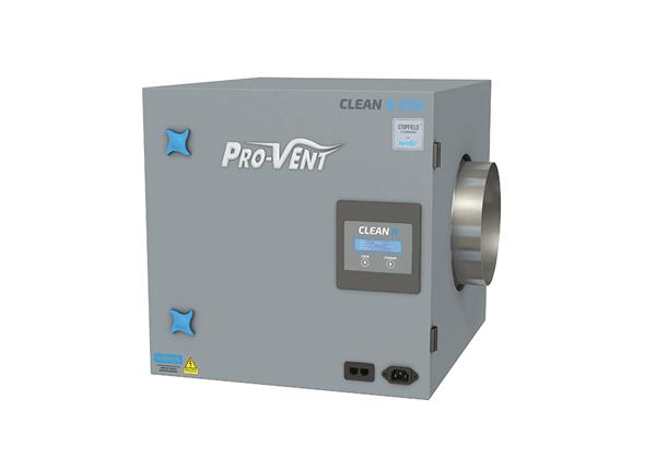 elektrofiltr antysmogowy CLEAN R 500